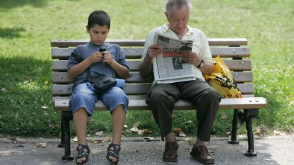 Заради телефона по-бързо ще се науча да чета