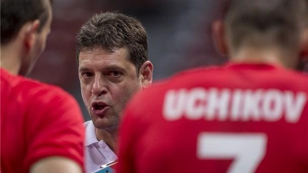 Волейболистите взеха само гейм срещу Иран