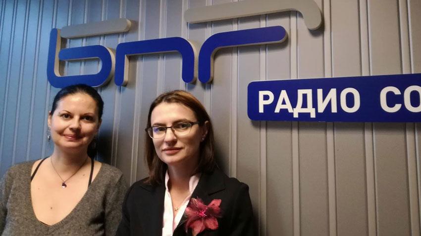 Силвия Трифонова и Мая Цанева
