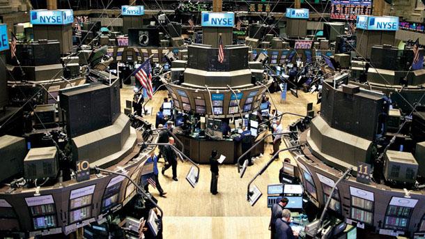 Основните фондови индекси, търгувани на
