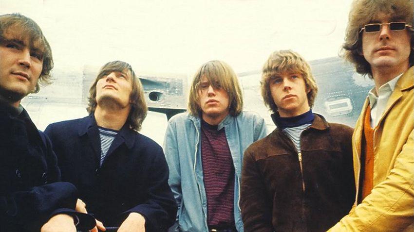 """Групата """"Бърдс"""" (The Byrds), 1964"""
