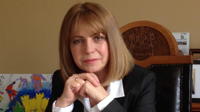 Йорданка Фандъкова Снимка: Пресцентър СО