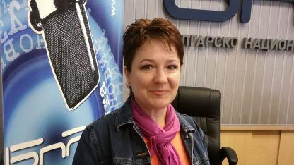 Надя Ботева - организатор на конкурса