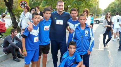 Спортен празник в Стара Загора