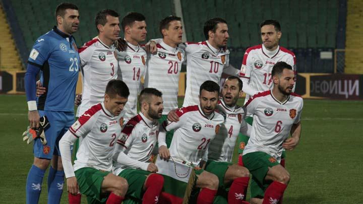 Българският национален отбор по футбол се придвижи с една позиция
