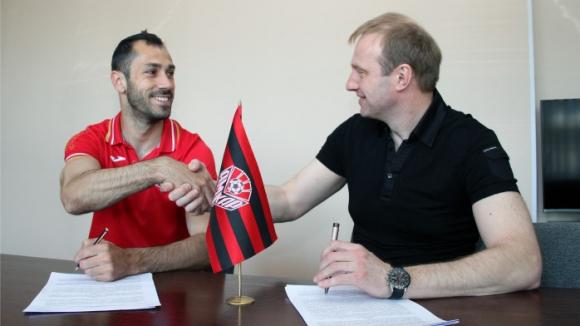 """Елитният руски футболен клуб """"Амкар"""" (Перм) прекратява своето съществуване, съобщава"""