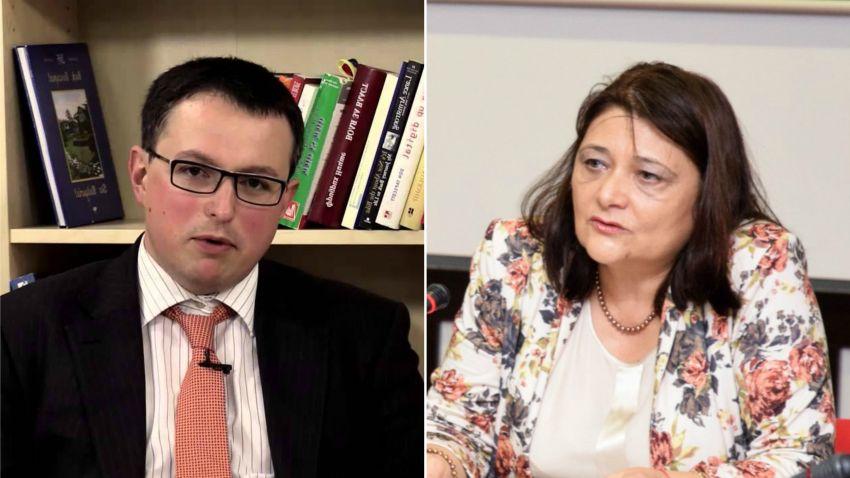 Вихър Георгиев и Светлана Александрова
