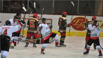 Юниорская сборная Болгарии по хоккею