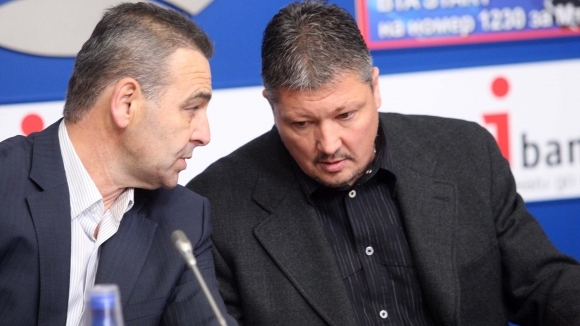 Любослав Пенев има подкрепата на Николай Илиев за поста президент на БФС