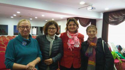Лекторите в Българо-френското ателие