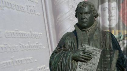 Монахът Мартин Лутер