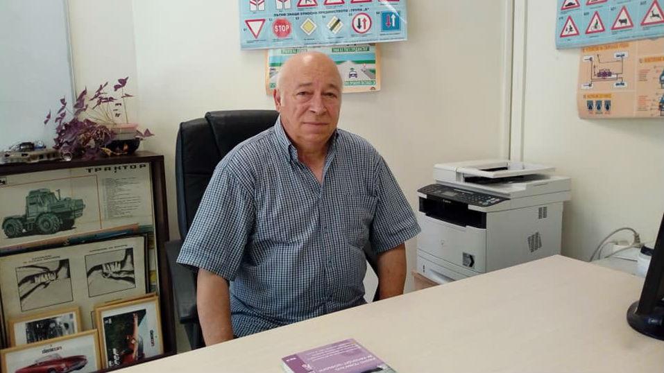 Цвятко Цвятков, преподавател и инструктор