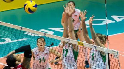 Националките по волейбол ще играят у нас на турнир от Гран при през 2017 г.