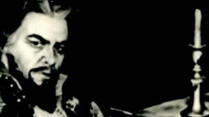 """Димитър Петков в ария на Атила от """"Атила"""" на Джузепе Верди"""