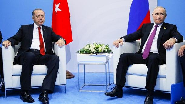 Президентите на Русия и Турция обсъдиха по телефона ситуацията в