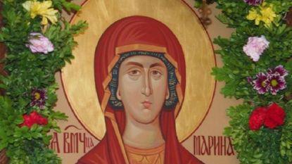 Икона на Света Марина