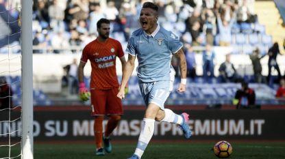 """""""Лацио"""" победи у дома с 1:0 """"Удинезе"""""""