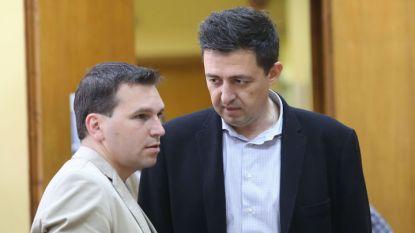 Красимир Иванов (вдясно) обяави идването на