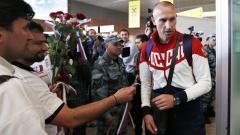 Руската делегация замина за Рио де Жанейро