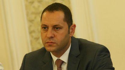 Заместник-министърът на икономиката Александър Манолев
