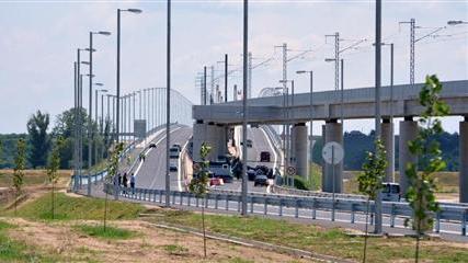 Дунав мост Видин – Калафат