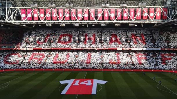 """Стадион """"Амстердам Арена"""" официално ще носи името на легендата Йохан"""