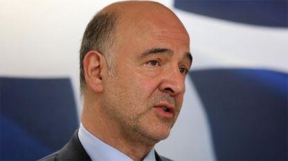 Европейския комисар Пиер Московиси