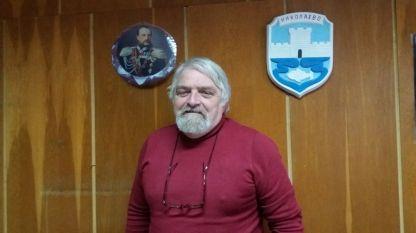 Зам.-кмет на Община Николаево Петко Попов