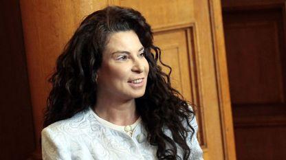 Д-р Султанка Петрова, заместник министър на труда и социалната политика