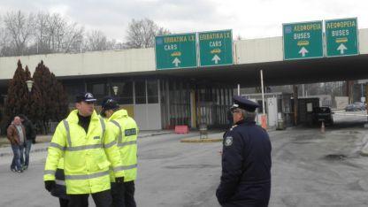 """Българинът бил задържан на граничния пункт """"Промахон"""""""