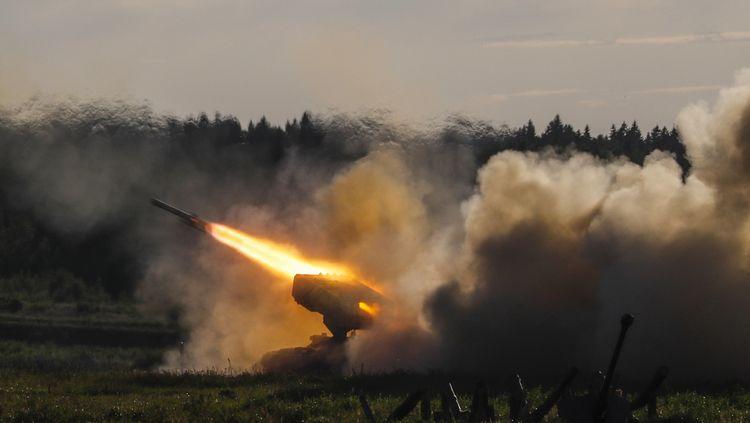 При неуспешни изпитания през ноември 2017 година руска ракета с