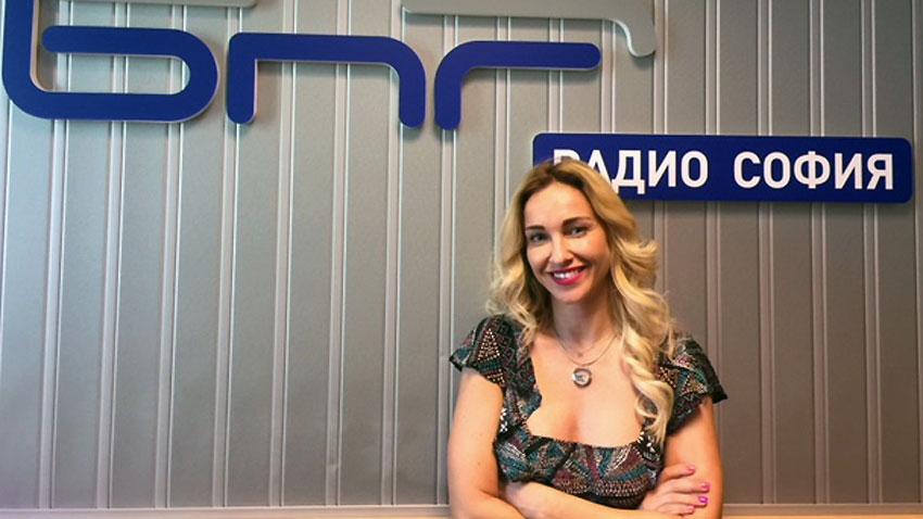 Александра Раева е гост в поредното издание на предаването -