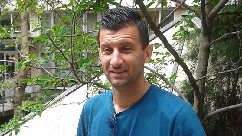 Венци Иванов, старши треньор на