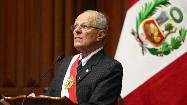 Пабло Кучински, президент на Перу