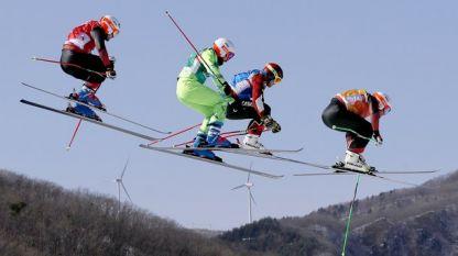 Канадец е номер едно на ски крос
