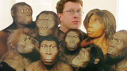 Еволюцията на хоминидите