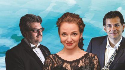 Константин Илиевски, Светлина Стоянова и Иван Данко (отляво надясно)