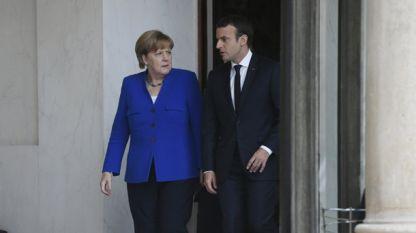 500-милиардния спасителен пакет бе договорен от канцлера Ангела Меркел и френския президент Еманюел Макрон.