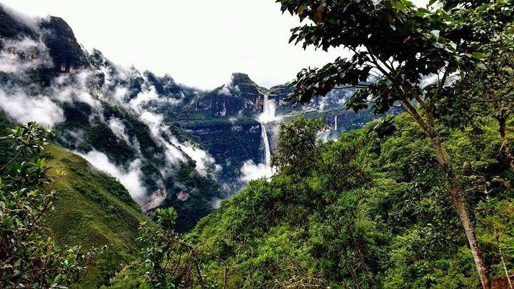 Водопадът Гокта е притегателно място за любителите на приключенския туризъм.