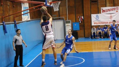 Академик (Пловдив) записа нов успех в Балканската лига