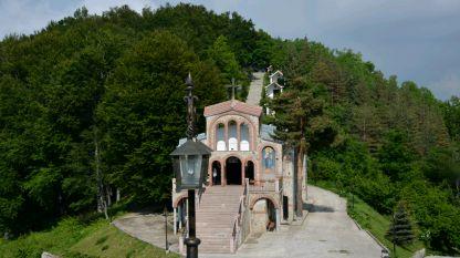 Кръстова гора - едно от духовните съкровища на България