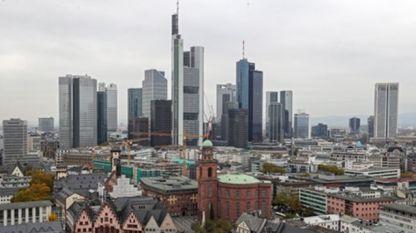 Франкфурт - банковият център на Германия. Почти всички големи банки са замесени в схемата.