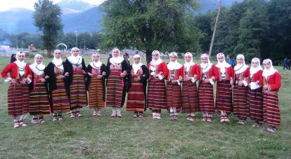 Фолклорната група от село Брезница спечели специалната награда на Радио Благоевград