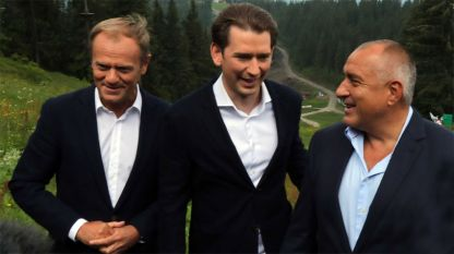 Austria takes over Presidency of Council of EU