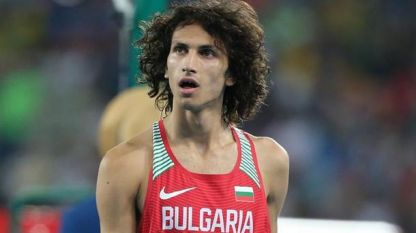 Изравнен личен рекорд и 10-то място за Тихомир Иванов в скока на височина в Рио де Жанейро