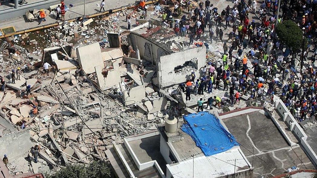 Le Mexique après le séisme