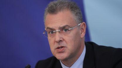 Александър Андреев - говорител на Централната избирателна комисия