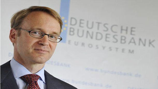 Йенс Вайдман от Бундесбанк