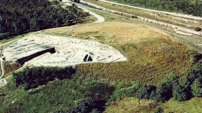 Плоската могила в пазарджишкото село Юнаците