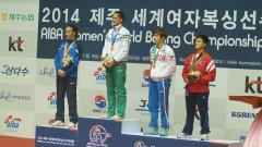 Станимира Петрова: Не очаквах толкова бързо да стана световна шампионка